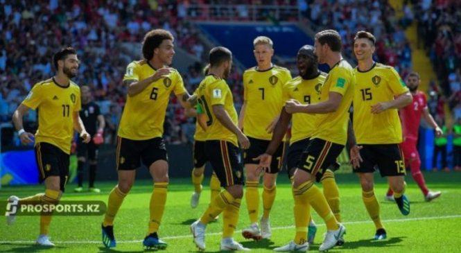 Англия — Бельгия. Битва за первое место в группе G.