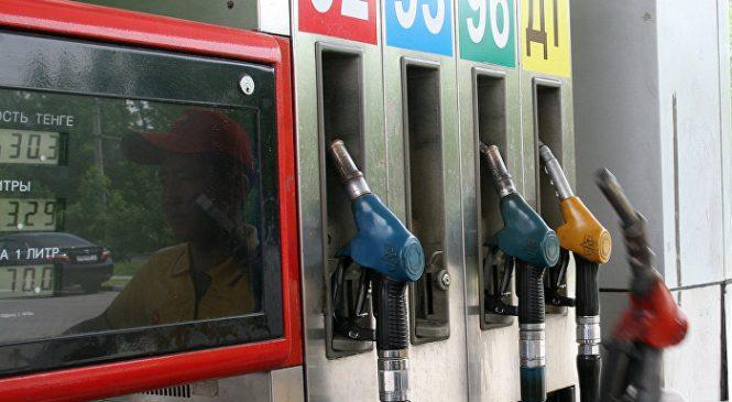 Казахстан потерял позиции в рейтинге по ценам на бензин