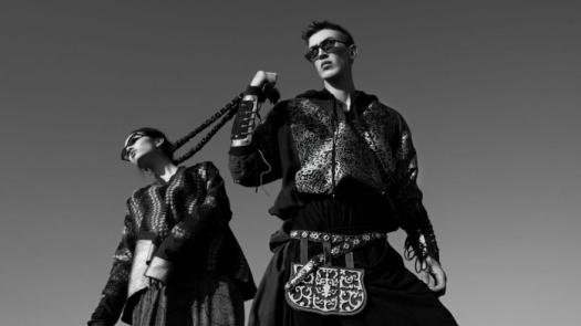 Казахские орнаменты стали трендом в гардеробе европейских стиляг – эксперт